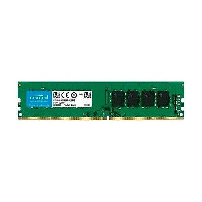 Memória Crucial  8gb Ddr4 2666mhz Cb8gu2666