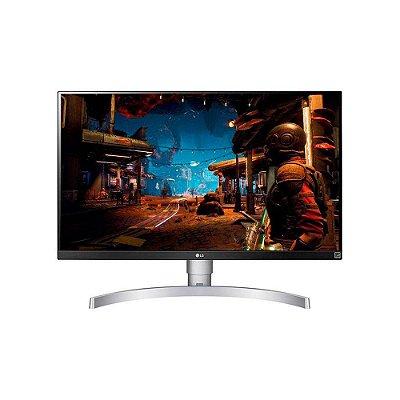 Monitor Lg 27 Led 4k Uhd Ips Widescreen Hdmi Display P