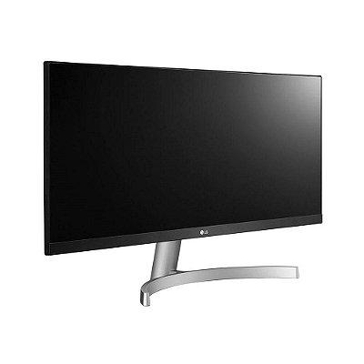 Monitor Lg 29 Led Ips Full Hd Ultrawide 21:9 Hdmi 29wk600-w