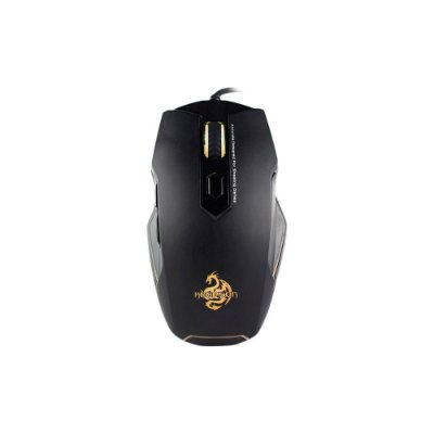Mouse Gamer Hoopson Programável Switch Omron Panzer Gt680