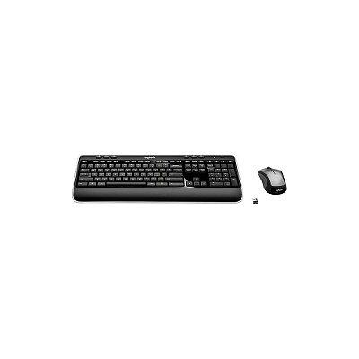 Teclado E Mouse Logitech Mk540 S/ Fio Multimídia Unifying