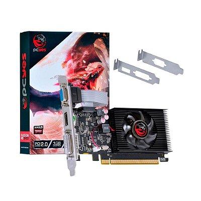 Vga Radeon 1gb Hd5450 Pcyes Ddr3 Low Profile Pj54506401d3lp