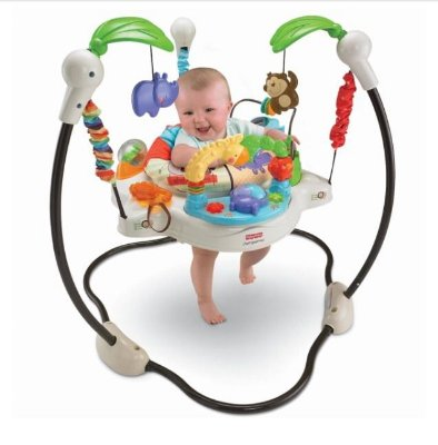 Jumperoo Lov U Zoo da Fisher Price