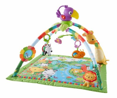 Ginásio Rainforest - Fisher Price