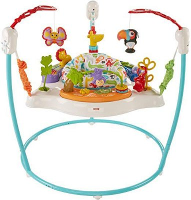 Jumperoo Animal Activity da Fisher Price