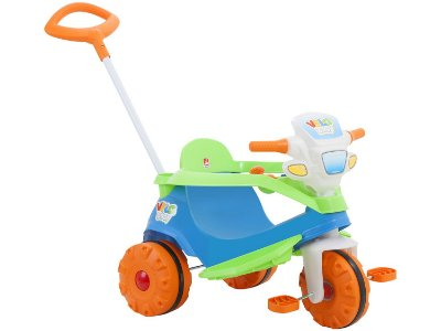 Triciclo Infantil Velo Baby - Bandeirante