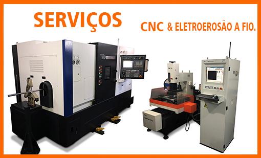 CNC ELETROEROSÃO