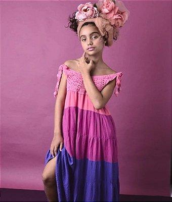 Amelie Vestido Infantil