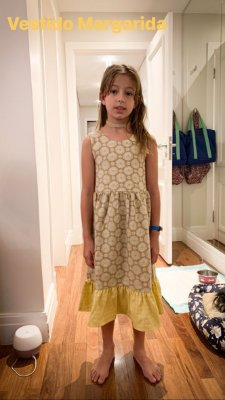Margarida Kids Vestido