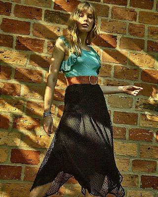 Dakota Crochet Saia