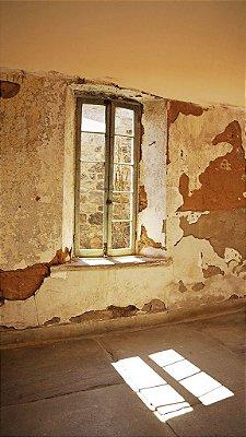 Fundo Fotografico - Janela Antiga (1,50 x 2,60 metros)