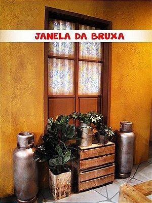 Fundo Fotografico - JANELA DA BRUXA (1,50 x 2,10 metros)
