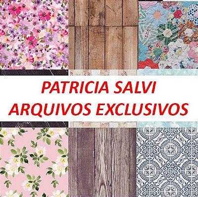 PATRICIA SALVI - 17 FUNDOS EXCLUSIVOS