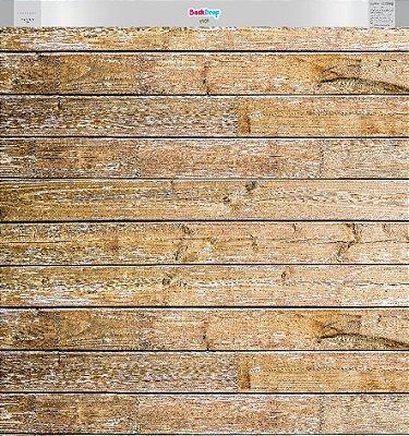 Fundo Fotografico - Madeira Sepia Flex (1,50 x 1,60 metros)