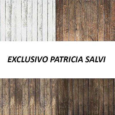 PATRICIA SALVI - 19 PISOS EM TECIDO