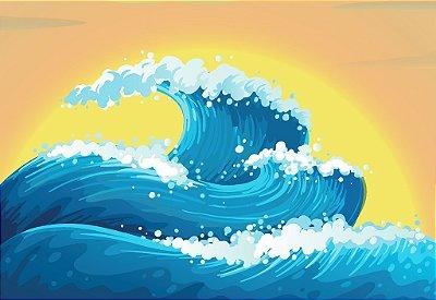 Fundo Fotografico Wave (2,10 x 1,50 metros)