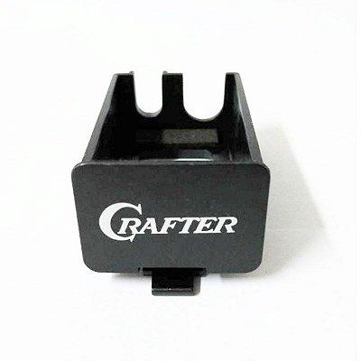Compartimento Crafter Acorn Para Bateria 9V, Compatível Com FX.