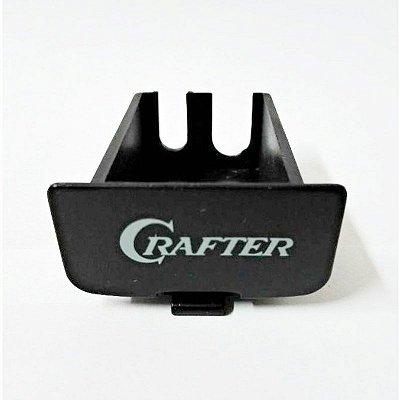 Compartimento Crafter para bateria 9V, compatível com preamp CR-T 3T