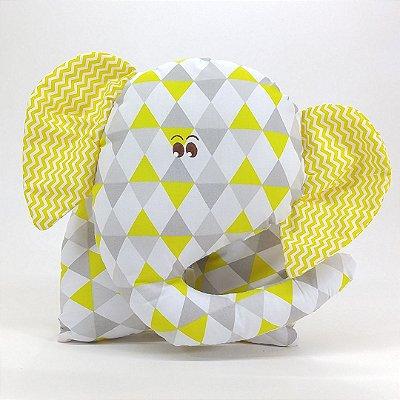 Naninha: Elefante Amarela