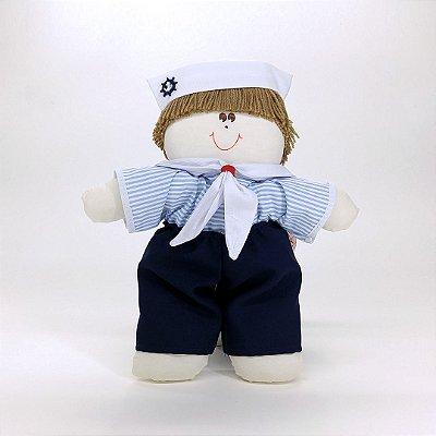 Boneco Marinheiro Fofinho