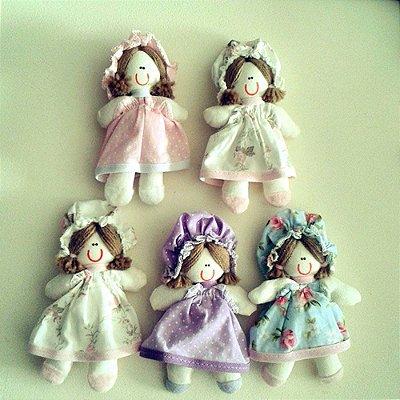 Lembrancinhas!!!    20 Mini Bonequinhas Chaveiro!