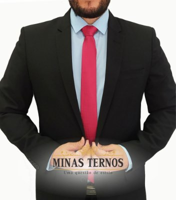 COSTUME EM TECIDO OXFORD INNOVATORE