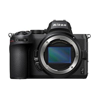 Câmera Nikon Z5