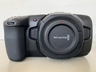 Camera BlackMagic Pocket 4k