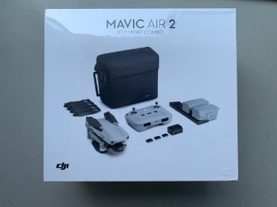 Drone Mavic Air 2 Fly More Combo