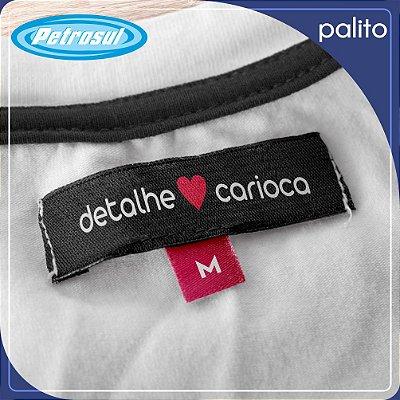 a Etiqueta bordada - Palito