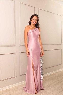 vestido de festa longo manga nula bordada, com fenda, bojo, para madrinhas, convidadas,