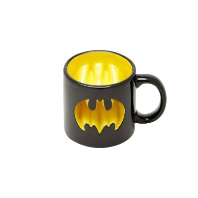 Caneca Porcelana 3D Batman