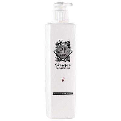 NPPE No. 0 Shampoo for Clarifying Hair (Limpeza Profunda) 250mL