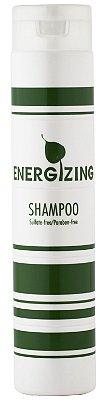 Energizing Shampoo Organic Tilicine Plus Sulfate & Paraben Free 250mL