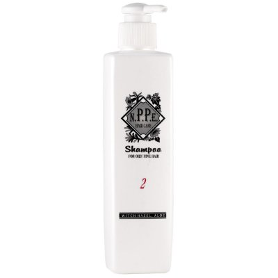 NPPE No.2 Shampoo for Oily/Fine Hair (anti-oleosidade) 250mL