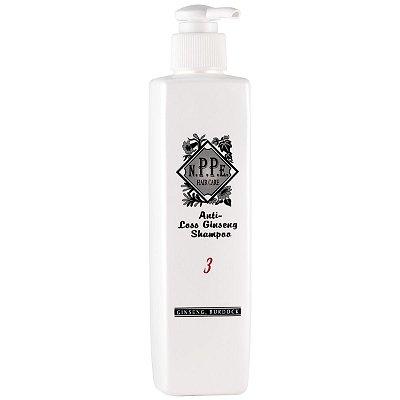 NPPE No.3 Anti-Loss Gingeng Shampoo (anti-queda) 250mL
