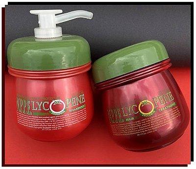 N.P.P.E Lycopene Hair Treatment 300mL + Shampoo Lycopene 300mL