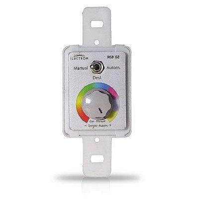 CONTROLE RGB para EMBUTIR EM ESPELHO