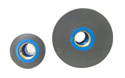 W - Adaptador para Nicho com rosca de 1/2 Polegada - Produto Usinado na medida que precisar