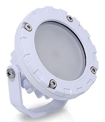 SPOT LED - 10W  | Foco: 90º |  Bivolt | IP65 | Uso Externo | 1.200 Lúmens