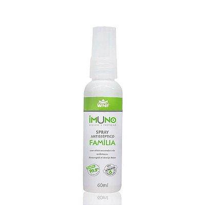 Imuno Spray Antisséptico Família 60mL - WNF