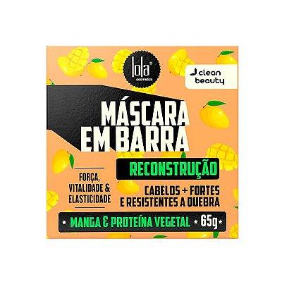 Máscara em Barra Reconstrução 65g - Lola Cosmetics