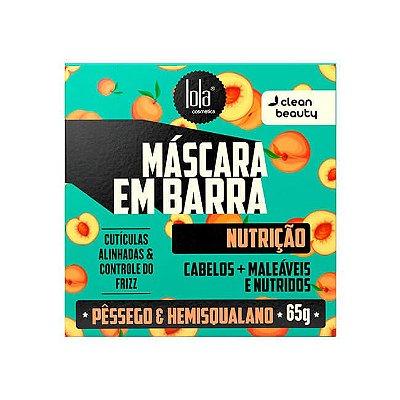 Máscara em Barra Nutrição 65g - Lola Cosmetics
