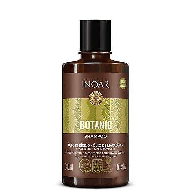 Shampoo Botanic 300mL - Inoar