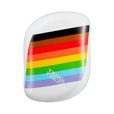 Escova Tangle Teezer Compact Styler - Pink Rainbow