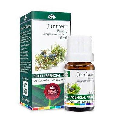 Óleo Essencial Junipero 5mL - WNF