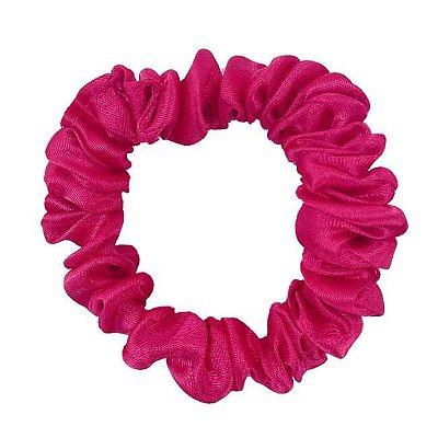 Xuxinha de Cetim Slim Pink - Turban