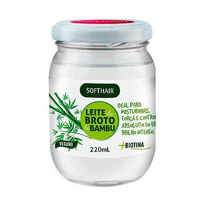 Leite de Broto de Bambu 220 mL - SoftHair