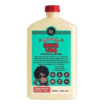 Meu Cacho Minha Vida - Shampoo Hidratante 500ml - Lola Cosmetics