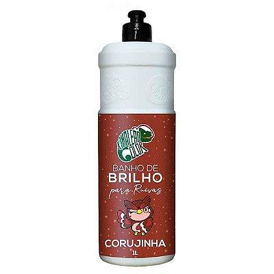 Banho de Brilho Corujinha 1L - Kamaleão Color